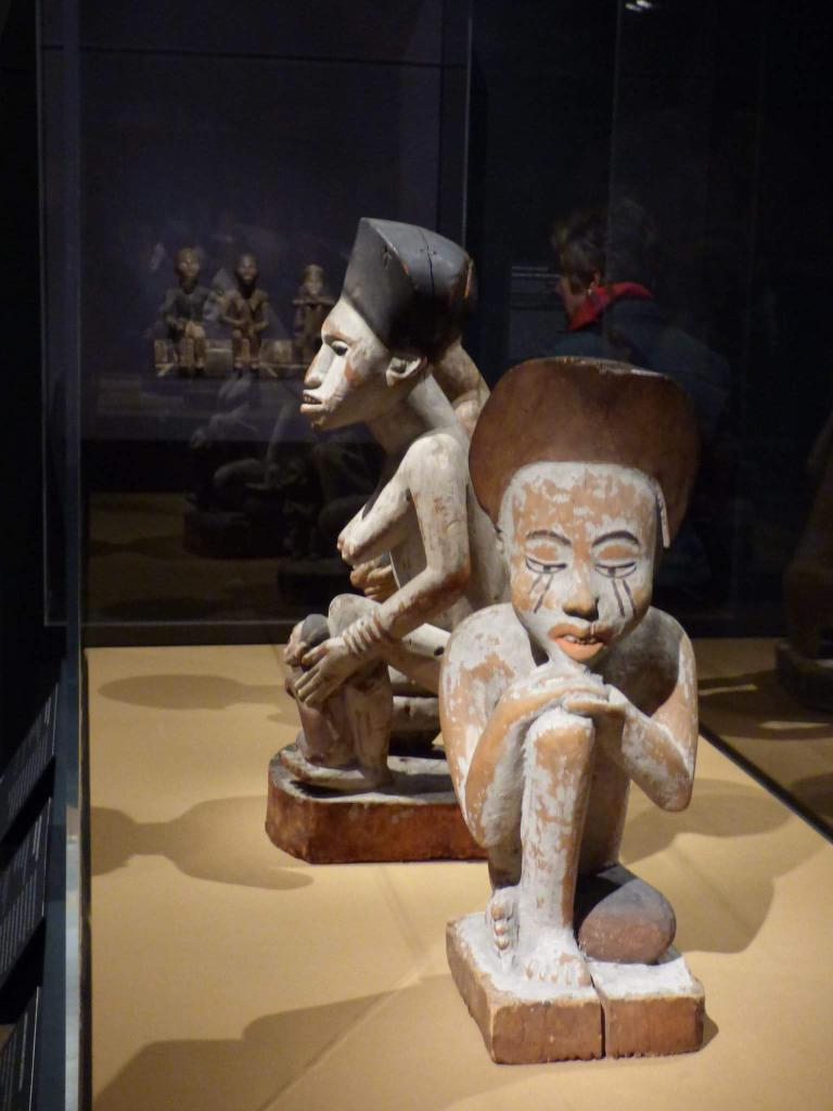 The #KongoPower exhibit at @metmuseum is remarkable. Awestruck to see such majesty with Dr. @DenisMukwege. #Congo https://t.co/gsg1U1b915