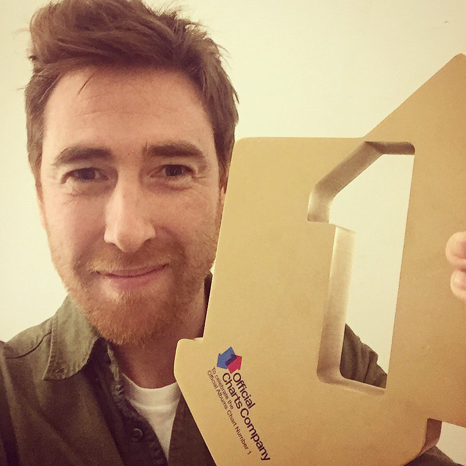 RT @jamielawsonuk: I am officially No.1 on the album chart. I can't quite believe it. If you bought this album, thank you so much. Jx https…
