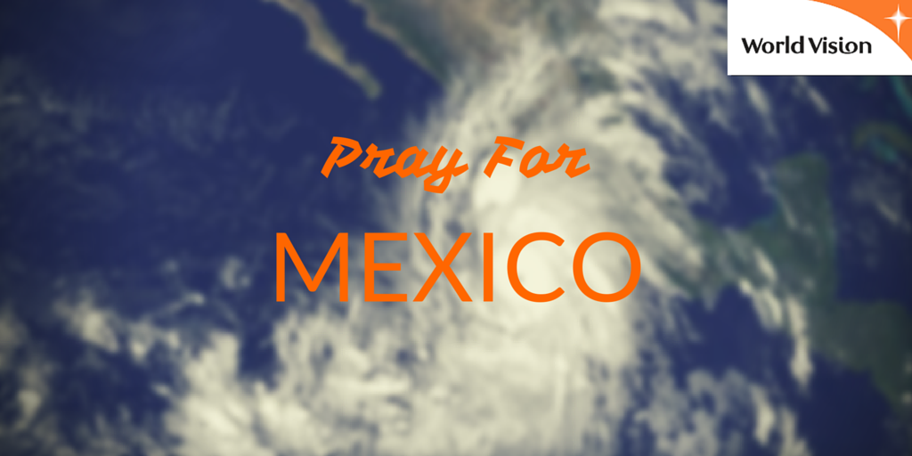 #HurricanePatricia is CAT 5, winds expected 325 k/h @worldvision staff deploying into strike zone. @WorldVisionLAC https://t.co/k9WVpEDhOj
