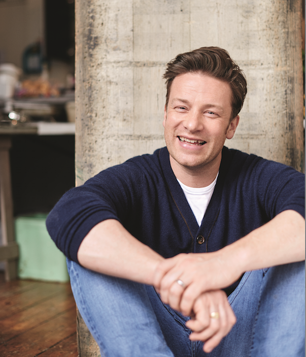 RT @Chatelaine: Big #ChefSeries news! @jamieoliver will be at Chatelaine HQ on Mon night! Get your q's in for our Periscope @ 5:30ET https:…
