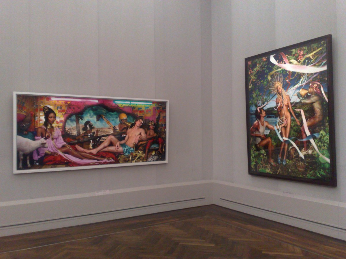 RT @LaChapelleland: Don't miss #DavidLaChapelle's Birth of Venus featured in TheBotticelliRenaissance exhibition at #StaatlicheMuseum https…
