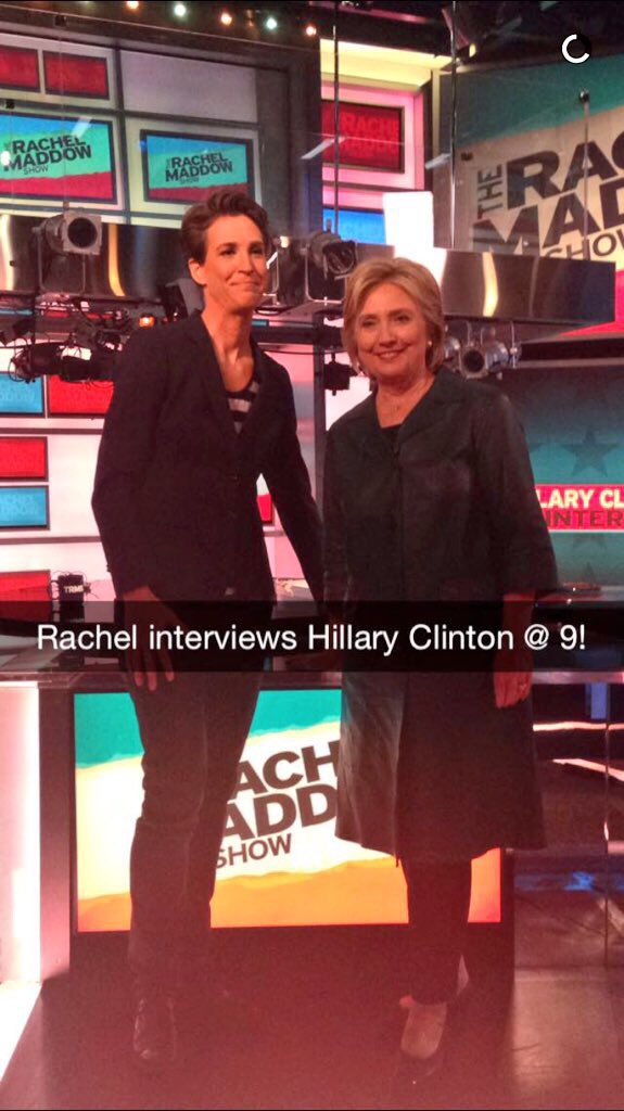 w00t. @maddow @maddowblog @hillaryclinton @msnbc https://t.co/jzWaOh8Sw4