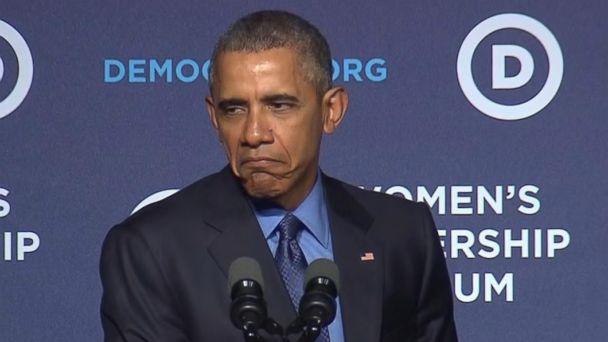 Republicans are like Grumpy Cat, Obama said. Then he showed us his best Grumpy Cat face https://t.co/jBMs7QLIAs https://t.co/sxIqxzXT8b