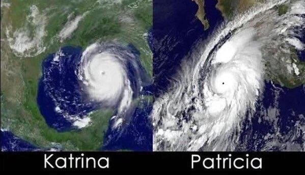 3X the power of Katrina... The power will not be seen till after landfall. This is very bad guys #HurricanePatricia https://t.co/m7HZTtRheF