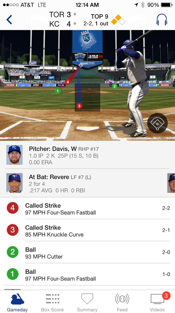 The 4th pitch which was called a strike potentially cost the Blue Jays a World Series #RoboUmp https://t.co/1a4pinmKnV