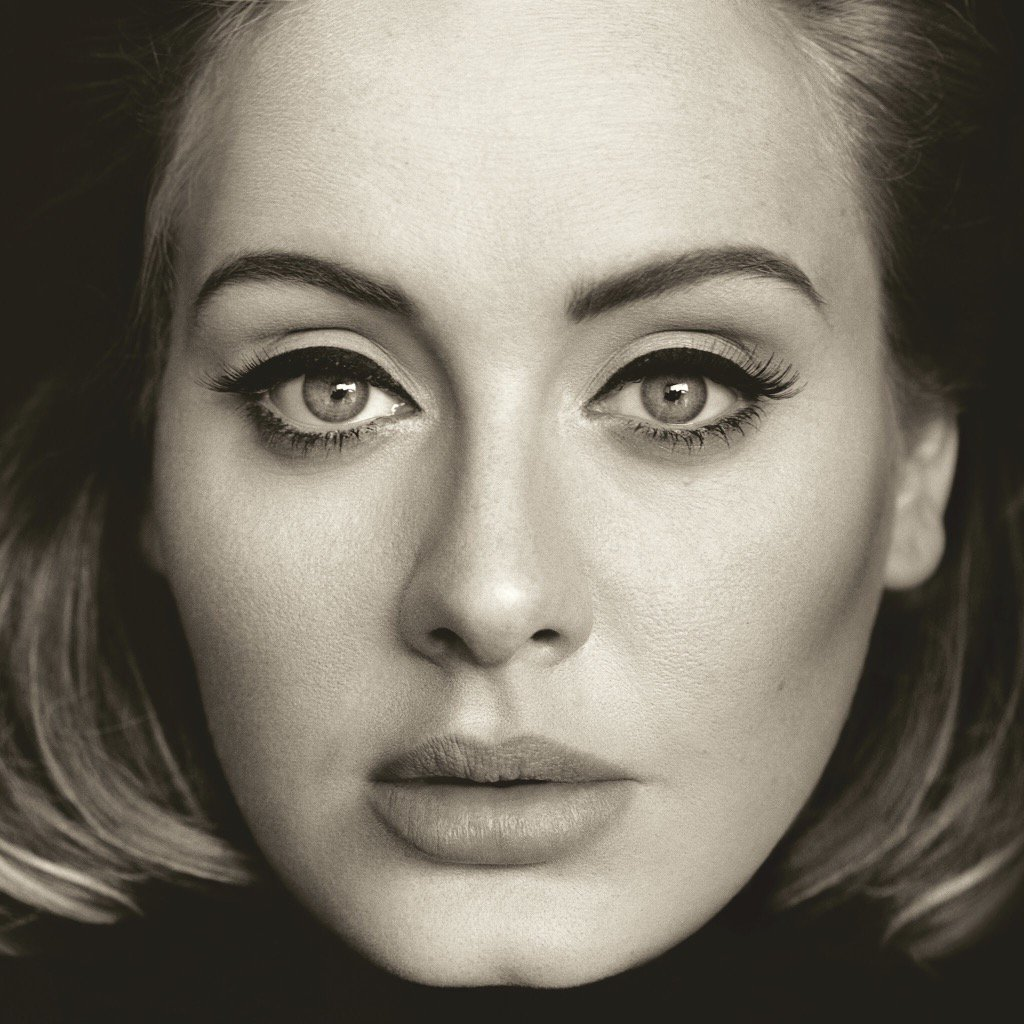 Can we take a minute to discuss Adele's eyeliner game? Sorceress. https://t.co/RBOP1Dwg2W