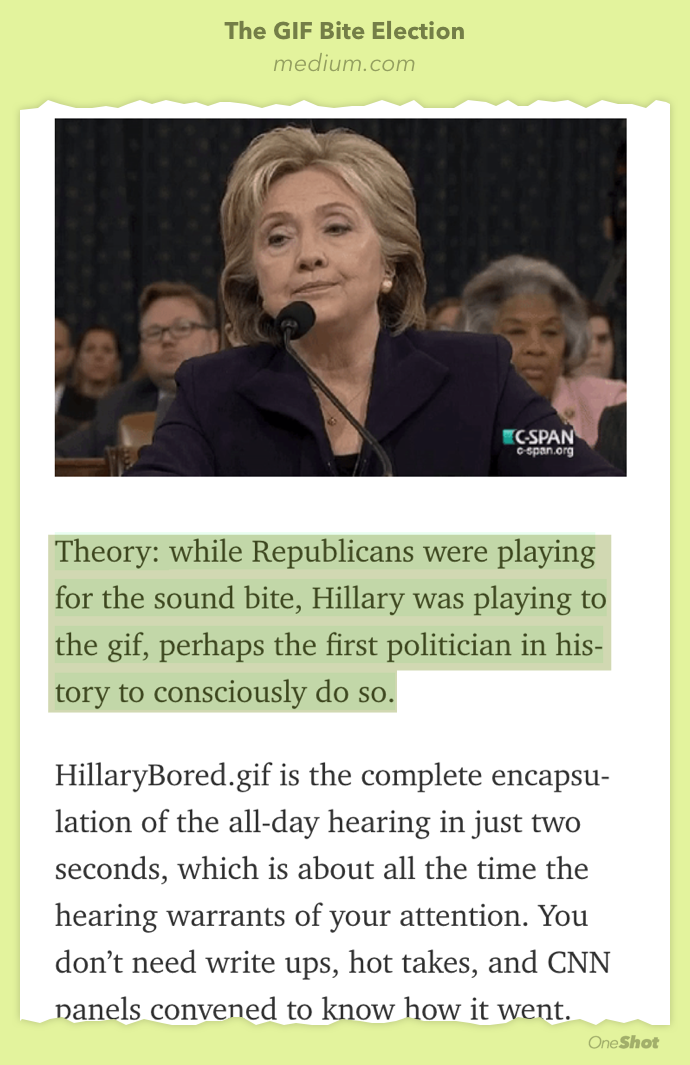 This is why a bunch of presidential campaigns are using @snapstream to GIF the debates. https://t.co/alr5eH3GrN https://t.co/dS2TIt4guq