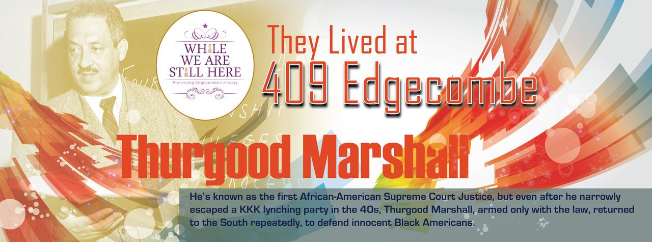 Thurgood Marshall returned to the South in the 40's repeatedly to defend innocent Black Americans. #Harlem https://t.co/Hqviti3tlm