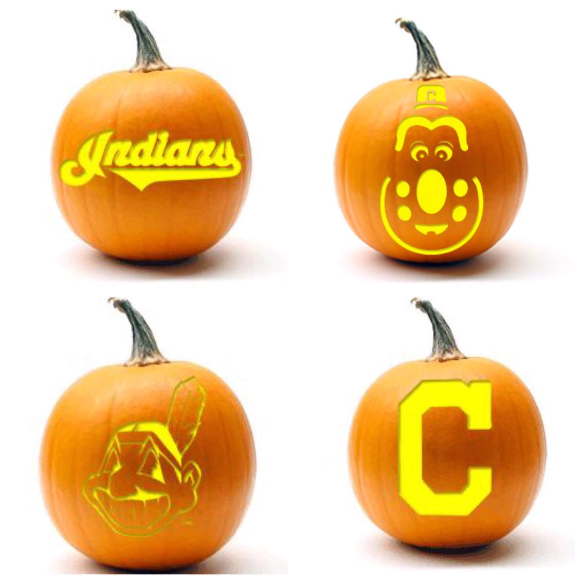 Carving pumpkins today we have tribe themed stencils to