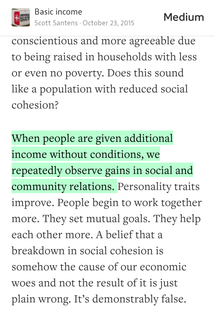 """When people are given additional income without conditions, we repeatedly…"" — @2noame https://t.co/e9fyrNQmVc https://t.co/nvJumagis4"