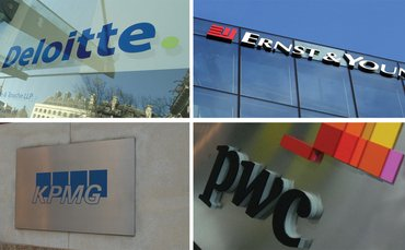 How the Big Four have returned to consulting with a bang #pwc #kpmg #deloitte #ey https://t.co/RCmH7Af5Lg