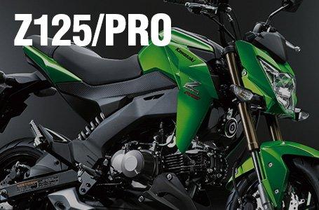 [Z125/PRO]Zシリーズの末弟が2016年モデルで新登場!!|カワサキイチバン https://t.co/jqbsxO22VB https://t.co/2zCSJrZC3i
