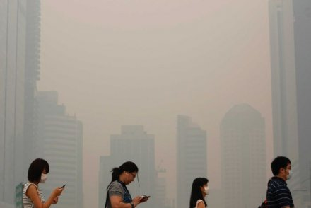 MUNGKINKAH Kabut Asap Di Riau Akan Berlalu - AnekaNews.net