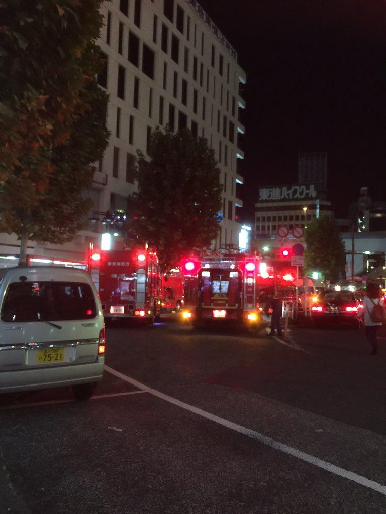 まさかの渋谷駅人身事故でこの時間で身動き取れず。 https://t.co/31XaqBS7w8