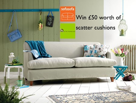 #Win £50 worth of @_SofaSofa cushions with @hisforhome Enter here! https://t.co/ID7foGicP0 #competition #giveaway https://t.co/mLCcZ7owyp
