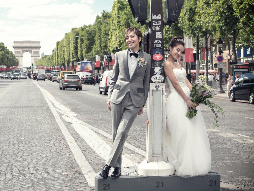 【ご報告】 昨日、結婚式を挙げました!!! これからも応援よろしくお願いします。 https://t.co/z28mboUu6F
