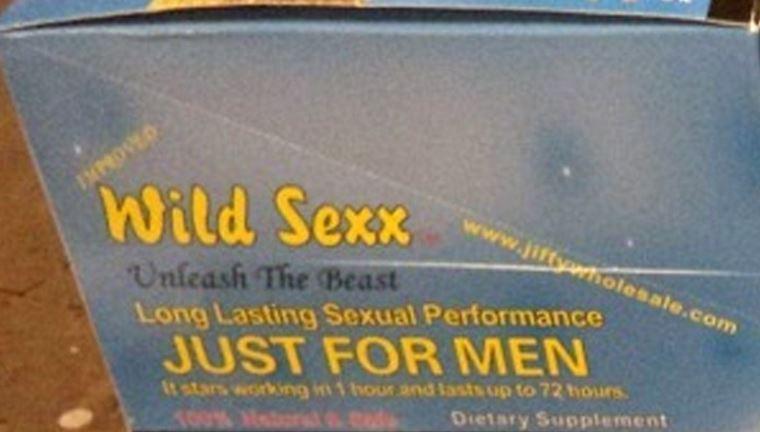 Wild sexx