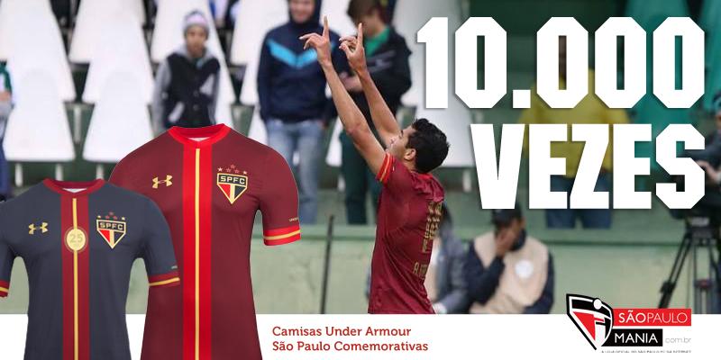 A primeira vitória com o novo manto marcou também o gol 10000 da história do SPFC!  https://t.co/OyAsgDj2Jn https://t.co/XgavSbHo4W