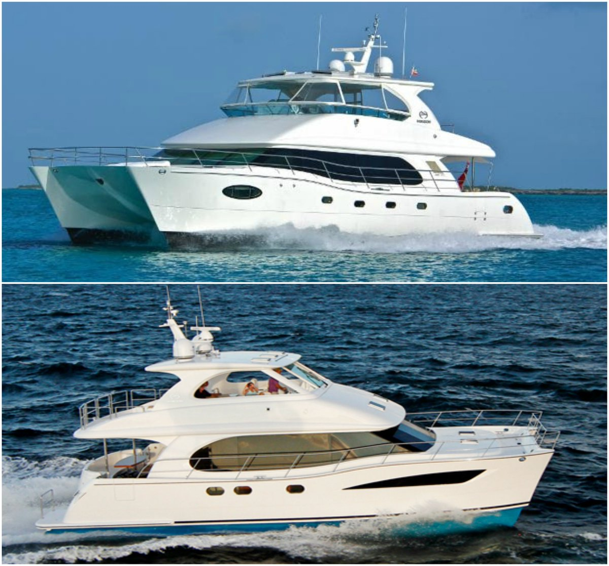 Join us at the 56th annual Fort Lauderdale Int'l Boat Show Nov. 5-9! 2 PC60's & a PC52 power cat will be on display! https://t.co/3qCggzHpxw