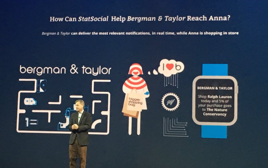 .@statsocial uses social data for richer consumer profiling & highly targeted marketing #IBMInsight #NewWayToEngage https://t.co/BYurEWKbfk