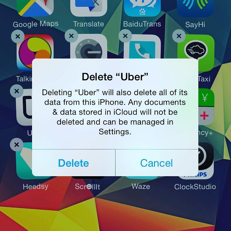 Deleted Uber today, they're still not screening rapists, murderers and dumbshits in new ma… https://t.co/xImZGrNvvp https://t.co/qYbVeZTxDO