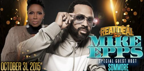 Comedian @TheRealMikeEpps will be at @VanAndelArena on Halloween for his Real Deal Tour! https://t.co/yjnHDCyRdv https://t.co/jIiodxucmy