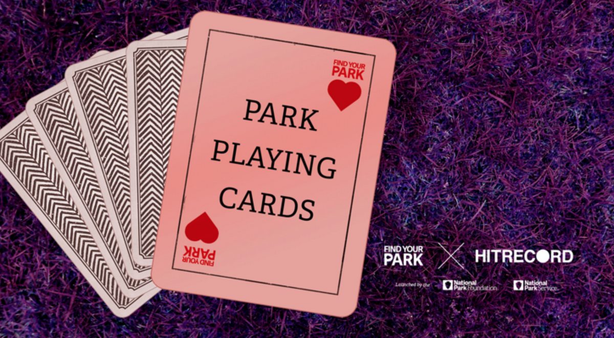 RT @hitRECord  Wanna design some Nat'l Parks playing cards with us? Info here: https://t.co/3WEw8BLuZb #FindYourPark https://t.co/udDHALdRXq