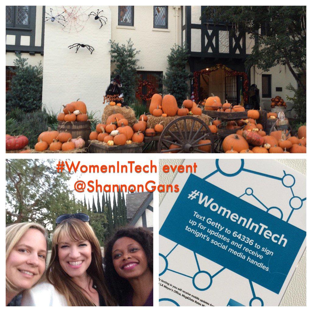 Thank you @LAMayorsOffice thank you for awesome #WomenInTech event #VirtualReality @DigitalLA @AmberJLawson #VR https://t.co/BZRAyAqXtQ