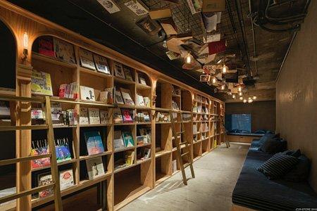 「泊まれる本屋」が11月に開店、本棚に埋め込まれたベッドを提供 https://t.co/SU9I3Vw7AG https://t.co/S7cMjRKHPP