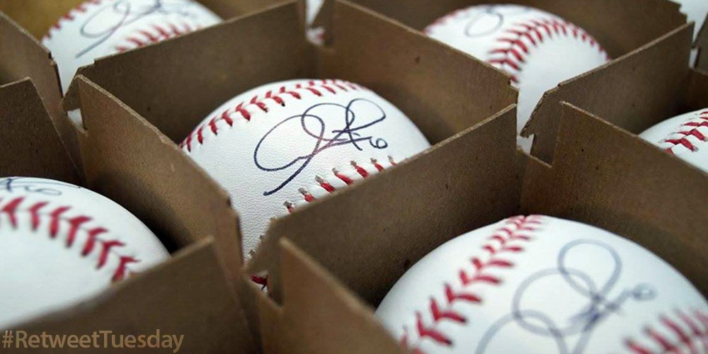 It's #RetweetTuesday: Hit RETWEET to be automatically entered to win signed @Orioles gear from MASN! https://t.co/4cBIhP1E4A