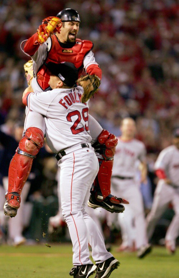 Happy Anniversary Red Sox Nation ⚾️❤️