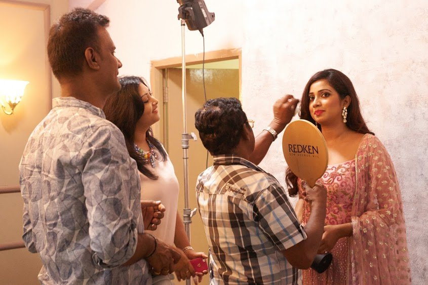 @shreyaghoshal Filmfare Awards PhotoShoot https://t.co/t1gyswLq6L