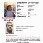 #Tebuscamos Mareimi Muñoz de la Cruz 5/4/14 #Guadalajara #Jalisco @FiscaliaJal https://t.co/k0drqmZCcD @AAMBER_JAL