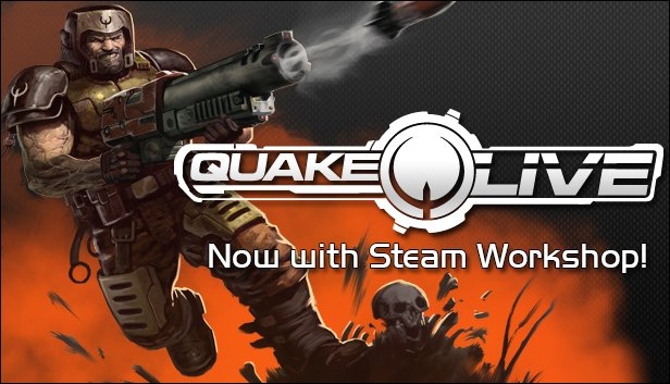 Quake Live now supports Steam Workshop; LAN and Dedicated Servers! https://t.co/e8c4GMcigZ https://t.co/UkWAqBC3ZI