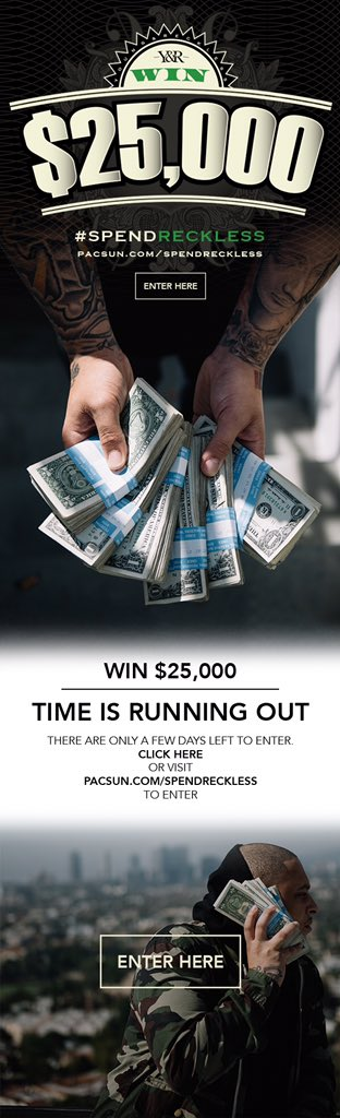 Last week to sign up 2 win this Free money 25K just in time for the holidays!https://t.co/ivl1CQ0ZA8 #SpendReckless https://t.co/B7tc2684aF