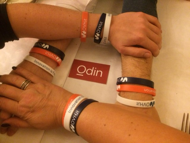 "A big ""thank you"" to @ovh_it from everyone at Odin. A great event! #OVHWorldTour #OVH https://t.co/QHnTJgcAcs"