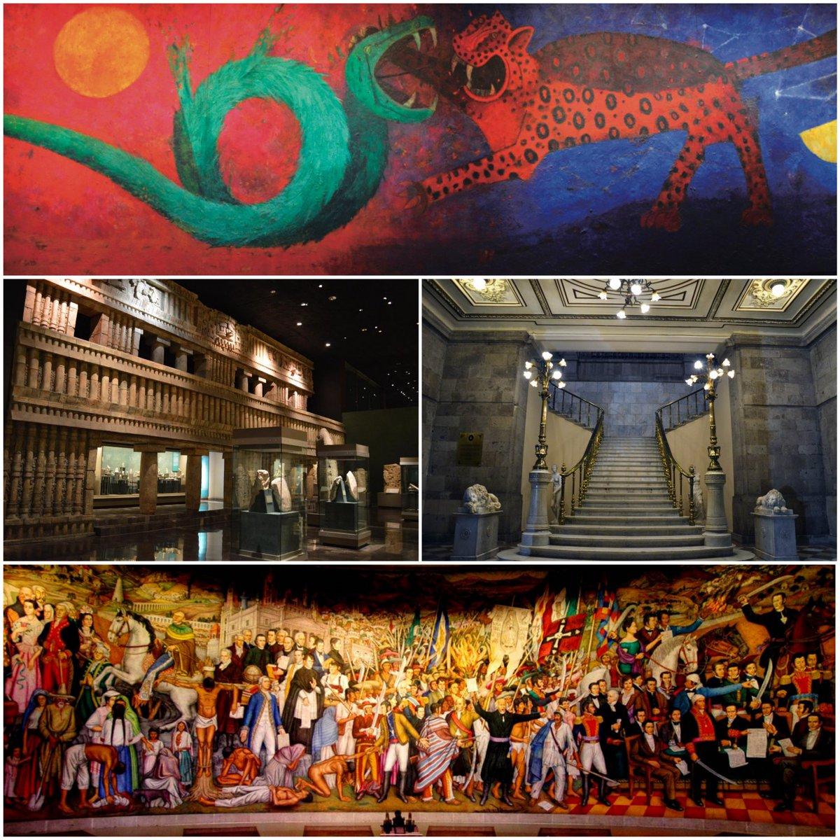 Corre a tu museo más cercano y aprovecha el #DomingoDeMuseos, @Conaculta @BellasArtesINBA e INAH con #entradaLibre https://t.co/tOr0CCPfKd