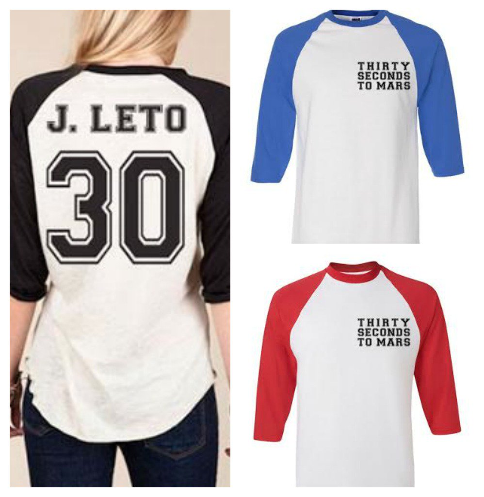 RT @30SECONDSTOMARS: ⚾ Be a part of #TeamMars in these Limited Edition Tees, NEW from the @MarsStore! | https://t.co/mdyeXEk9sK https://t.c…