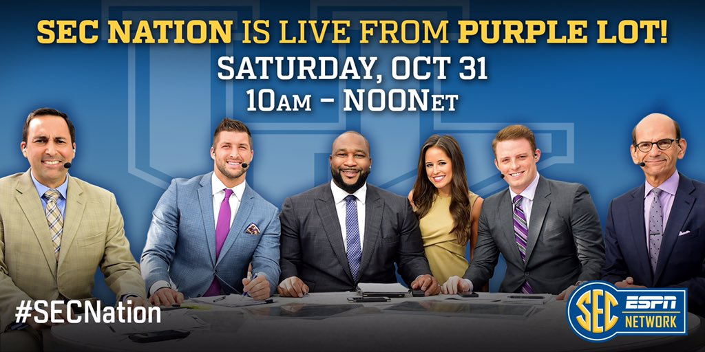 Hey, #BBN! Please RT to show the #SECNation that we are ready to take on the Volunteers this weekend! #seeblue https://t.co/8TcsklVopm