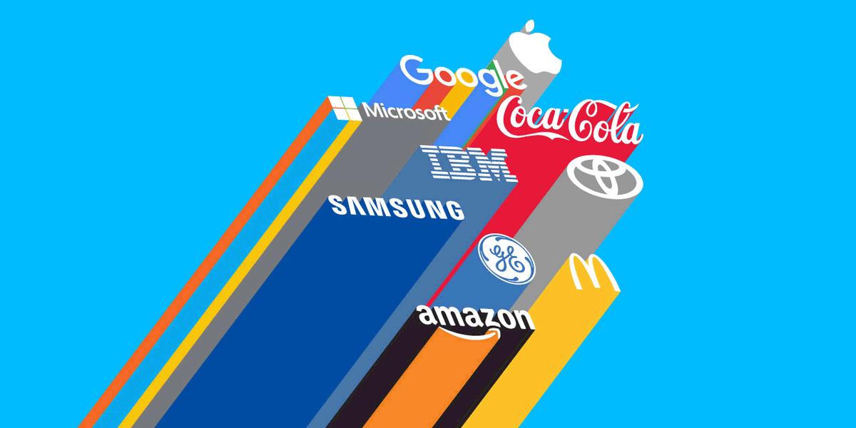 Top 100 Best Global Brands: <a href=
