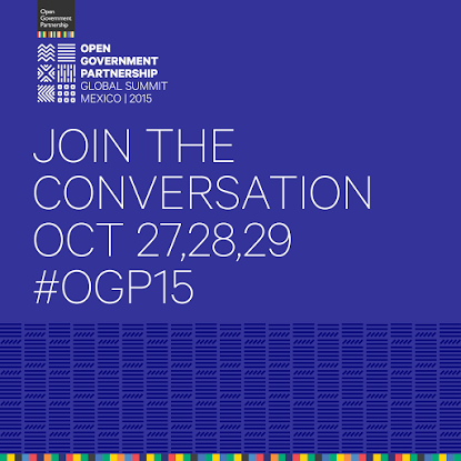 #OGP15 LIVE: Watch main stage sessions on our website: https://t.co/XII2LFxKVB Agenda here: https://t.co/Ka9ZtNk4os https://t.co/cWMHthNe4e