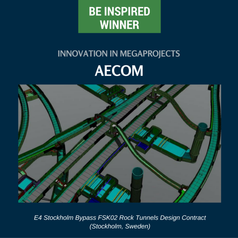 Congratulations @AECOM. Celebrating Be Inspired winners tonight! #YII2015 https://t.co/Vxa3FcpvEo