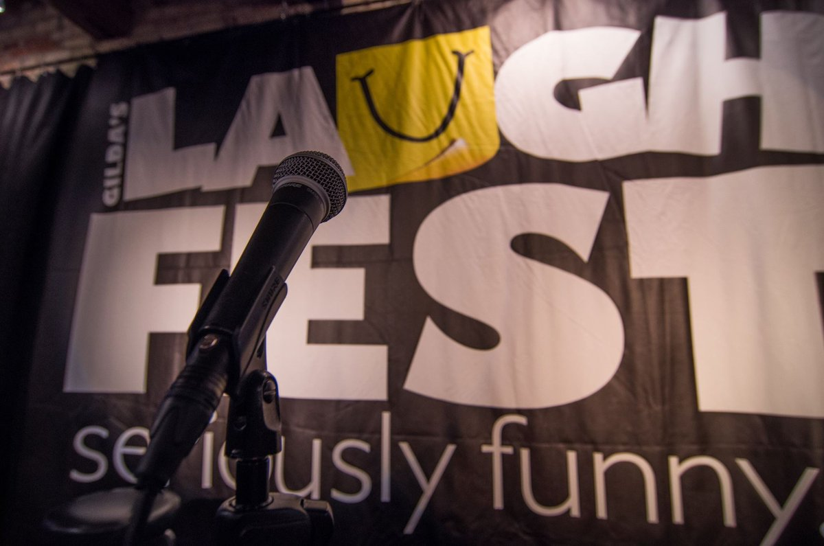 Please Retweet: @LaughFest talent & signup for the community showcases: https://t.co/2nNrrW39Bl #LaughFest https://t.co/uE7AfvN8Zo
