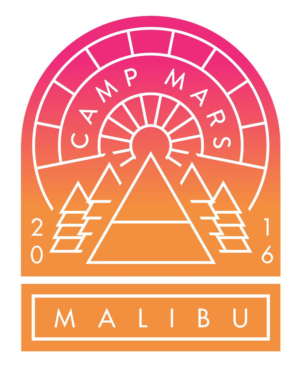 ???? ANNOUNCEMENT ???? #CampMars 2016 is OFFICIALLY ON, AUGUST 12-14 in MALIBU! All details available WEDS NOV 4 10AM PT. https://t.co/kv9sJLEbhK