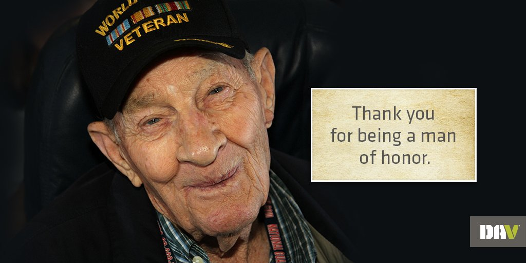Don't forget to thank the veteran in your life this #VeteransDay. Go to https://t.co/2kSsbOIzBF https://t.co/siUD8f32L0