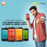 RT @Micromax_Mobile: #MicromaxBolt is @RanaDaggubati's Smart choice. When are you making the Smart move? https://t.co/RGXyW3GdwM https://t.…