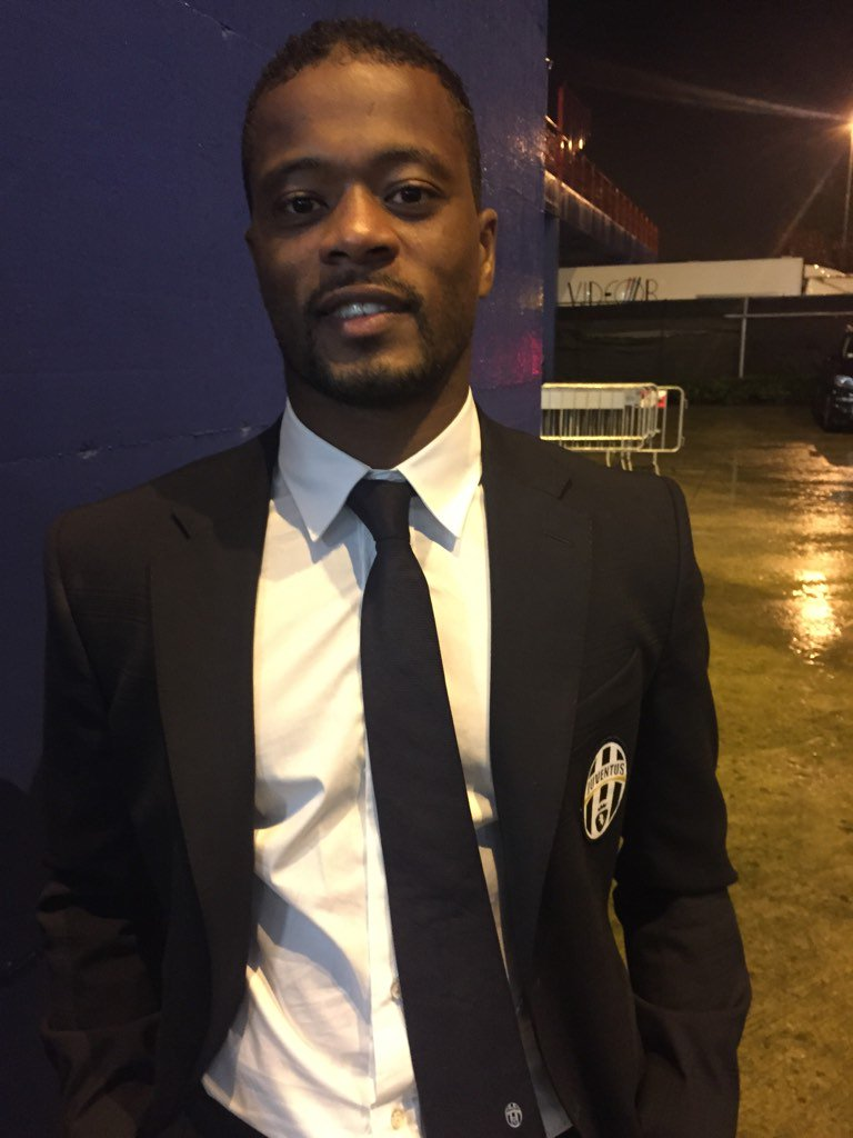 "Just had a long chat with Patrice Evra in Reggio. He has a message for MUFC fans: ""I miss you, I really do."" https://t.co/IFTwwIo553"