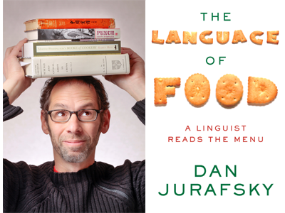 Listen to @jurafsky read from The Language of Food, Thu Nov 5 at @BooksIncEvents Palo Alto! https://t.co/1Miwq1r6SG https://t.co/skekCbD80G