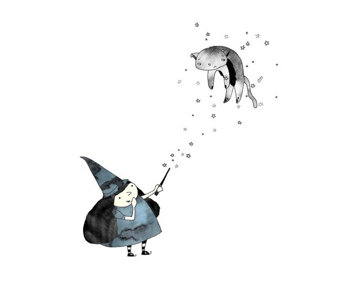 RT @hitRECord  This Halloween edition of the #WeeklyWritingChallenge is all about witches. https://t.co/BP718hXdji https://t.co/FOrTC4lGjl