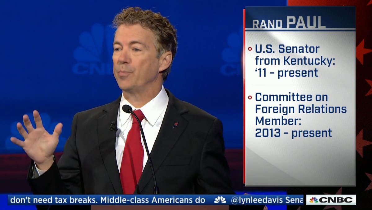RETWEET if you think @RandPaul is winning the #GOPDebate >>> https://t.co/y3wWHZYGqG https://t.co/VA5zFmGQFG